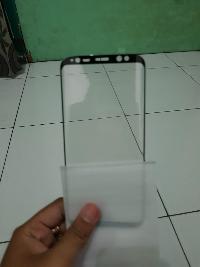 Temperred Glass Full Edge for Samsung S8