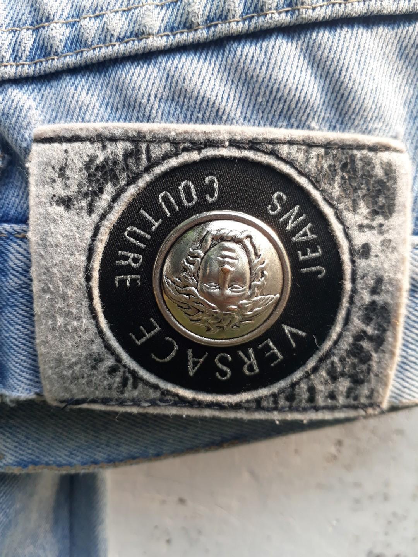 Versace Longpants Ripped Jeans 100% Original