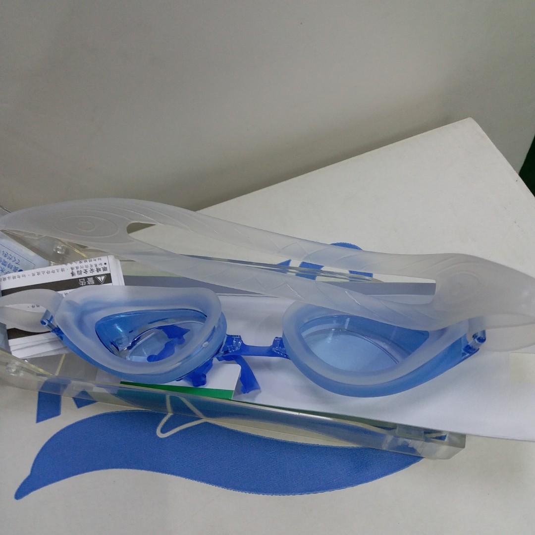 日本VIEW游泳鏡,備有4色可選