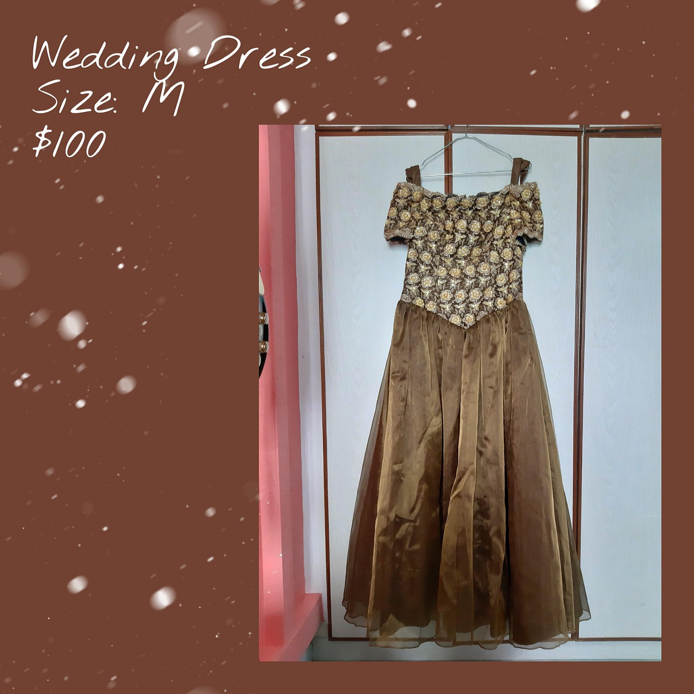 Wedding Dress/Gown
