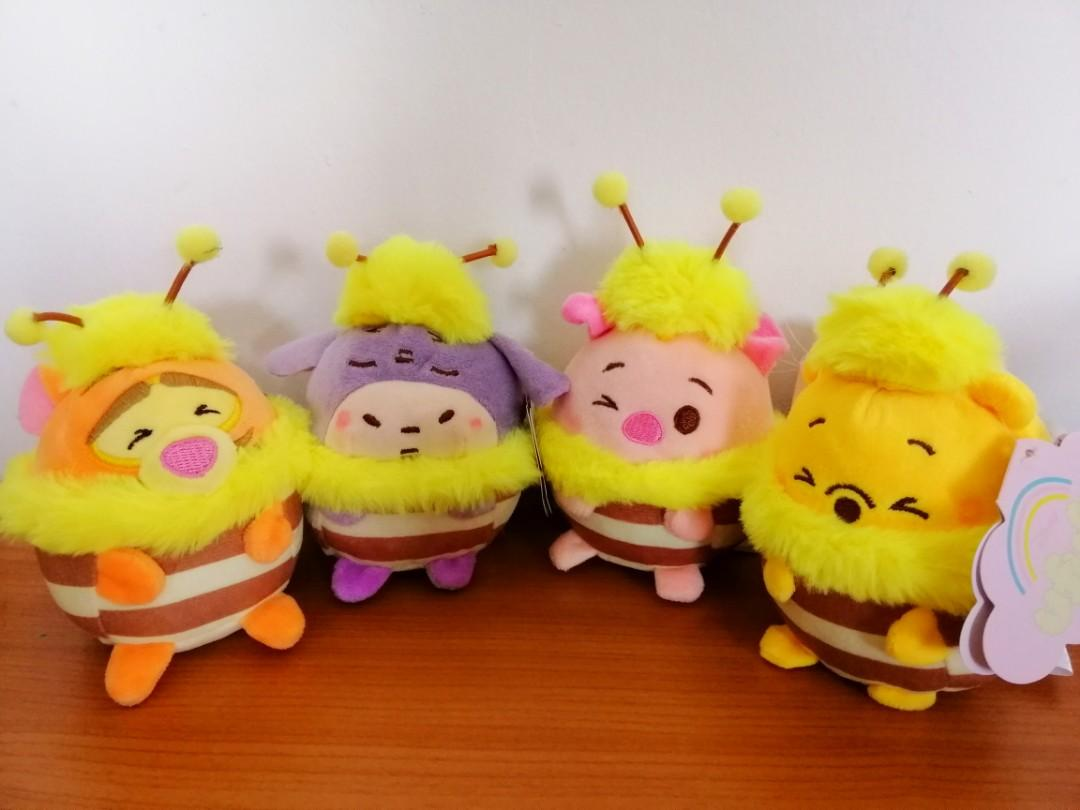 [Brand new] Winne the Pooh and friends plush toys