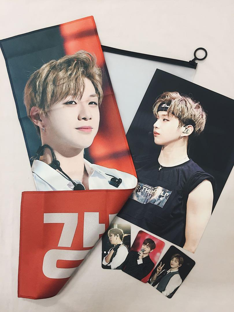 [WTS] WANNA ONE KANG DANIEL SLOGAN