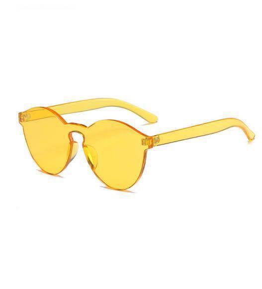 Yellow Sunglasses