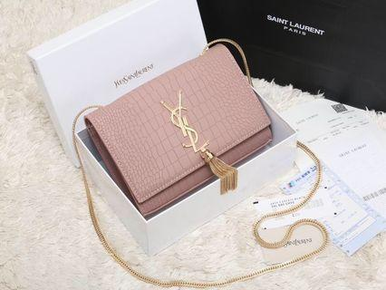 YSL Sling Bag with Box