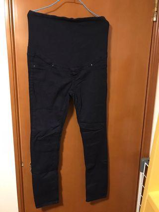 黑色孕婦西褲