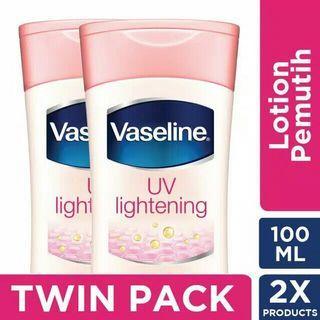 Vaseline UV Lightening 100ml