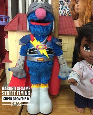 Hasbro sesame street flying