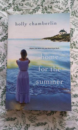 Home for the Summer by Holly Chamberlin