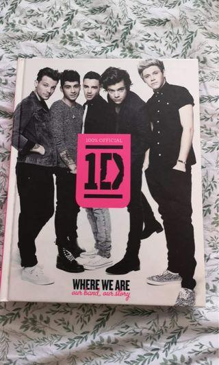 One Direction Where We Are  Hardcopy