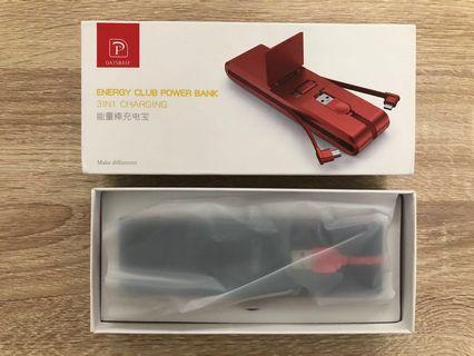 Ostsbasf Power Bank Charger 5000mAh 3 in 1 for all devices