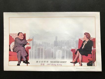 歷史的時刻-香港一九九七(吉封一個)