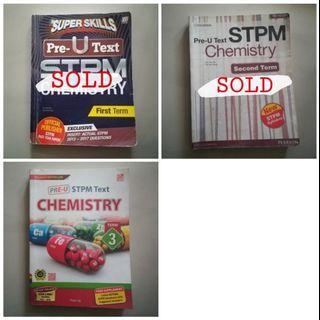STPM Chemistry Textbook Reference