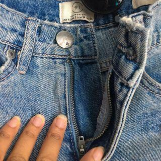 Cotton On Hotpants Jeans