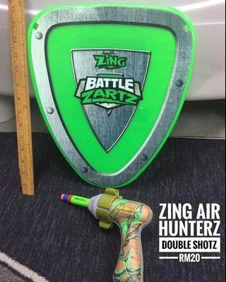 Zing air hunterz