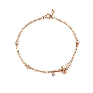 LLOYD x Aladdin 10K Gold Bracelate 阿拉丁手鏈