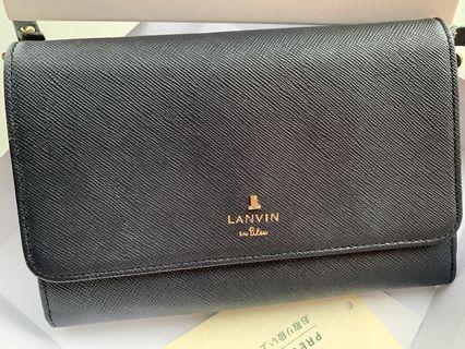 Lavin blue wallet bag 藍色銀包/袋 #MTRcwb