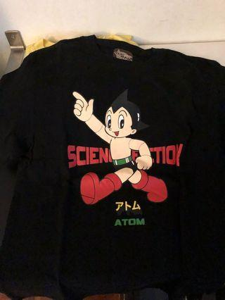 Astro Boy Tshirt Size M
