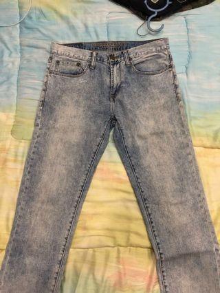 American Eagle Skinny Jeans Biru size 32