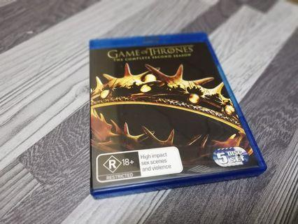 Game of Thrones S2 Bluray Complete
