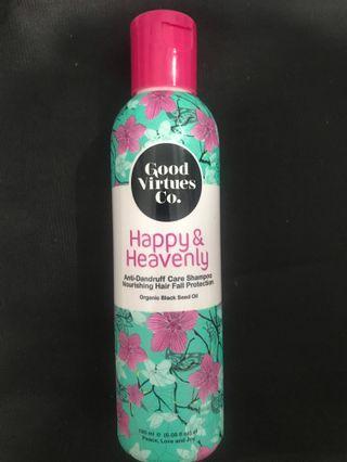 Shampo good virtues co.