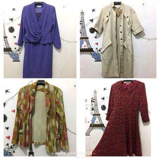 TAKE ALL[4pcs dress/outer import]