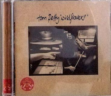 arthcd TOM PETTY Wildflowers CD