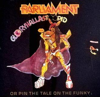 arthcd PARLIAMENT GloryHallaStoopid (Pin The Tale On The Funky) CD