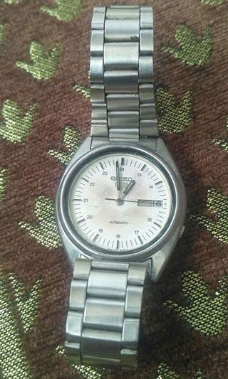 Seiko 5 Automatic Vintage Watch Swap / Sale