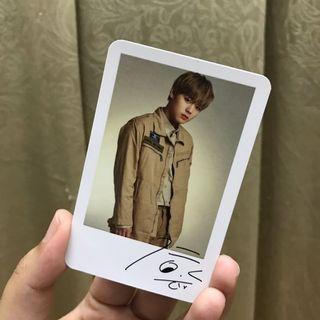 Park Jihoon Wanna One World Tour Photocard #NUSentral