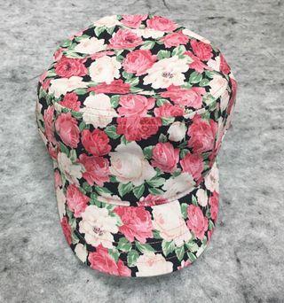 全新 New Era Korea Floral 限定 軍帽