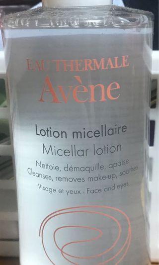 Avene lotion micellaire 卸妝水400ml
