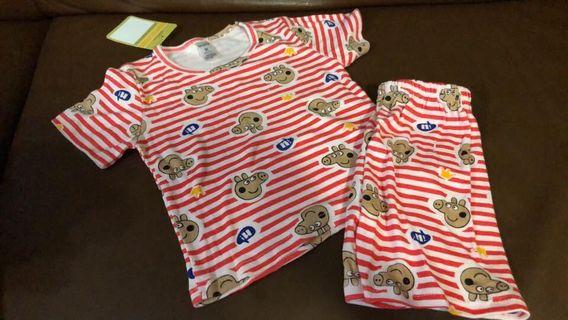 🚚 Baby Clothes - Peppa Pig set