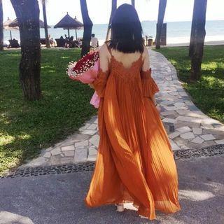 渡假款長洋裝