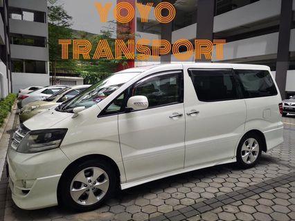 🚚 Transport Service