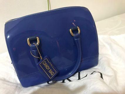 Furla Candy Bag (Blue)