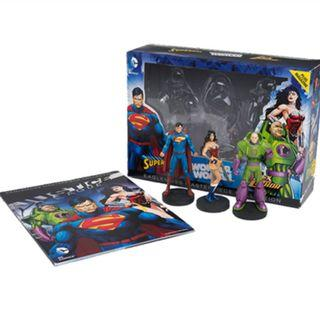 [Eaglemoss] Justice League Limited Edition Box Set