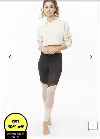 Colours block active leggings