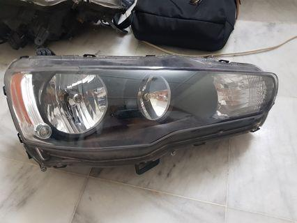 Used Inspira headlamp