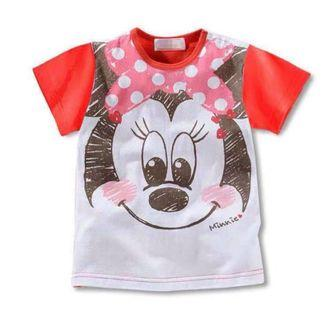 🚚 Minnie mouse top - Size 2