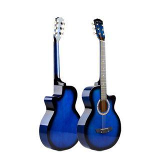 🚚 Brand new Acoustic Guitar with Free Gifts