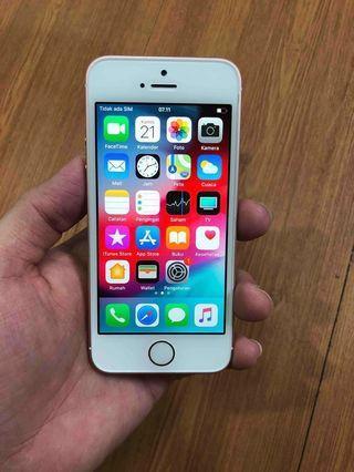iPhone SE 64GB rose gold original