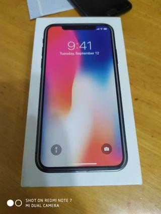 Iphone x 256gb 充新美鎖機