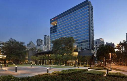 🚚 50% off @ Ramada by Wyndham Singapore at Zhongshan Park (first booking)
