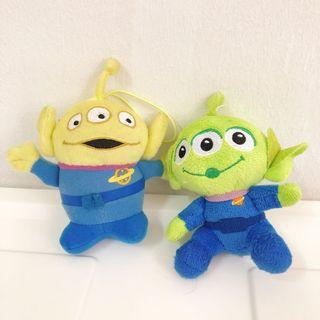 Toy Story Squeeze Toy Aliens (included 2)
