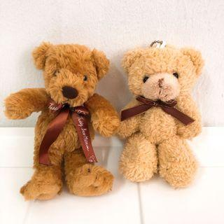 Teddy Bears (included 2)