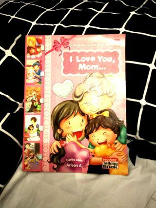#RamadanSale I Love You, Mom...(2 bahasa), Kump. cerita kasih Ibu, BIP