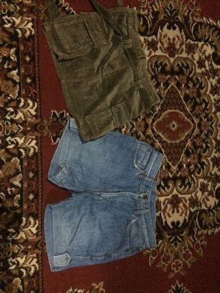 Rok & jeans