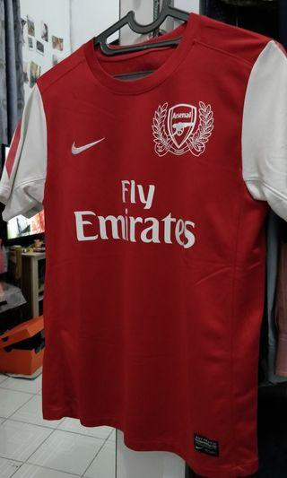 Authentic Arsenal Home Jersey SS Boys 11/12