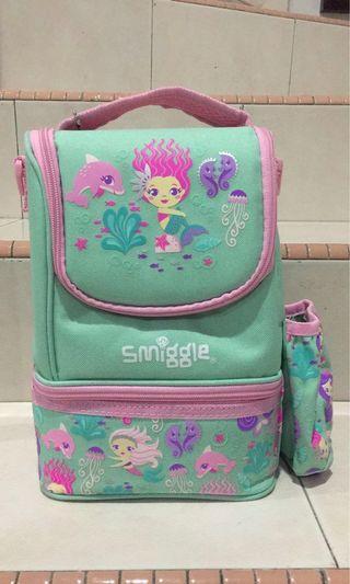 Smiggle Lunchbag - Mermaid
