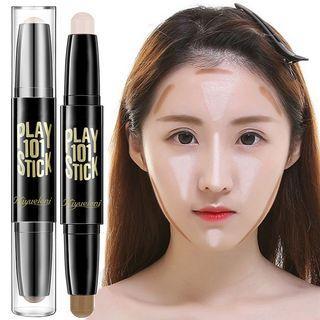 韓國修容粉底臉部立體粉底